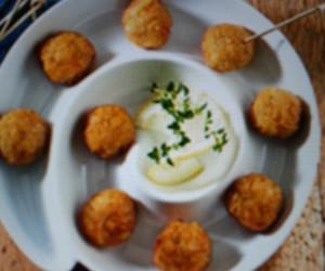 Mini Crab Cake Balls Bigoven