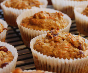 My Morning Glory Muffins (Plus Some)