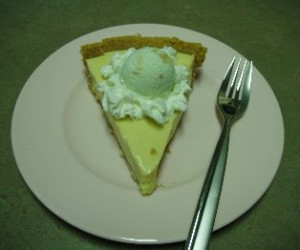 Nautico's Key Lime Pie