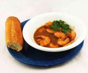 New Orleans Style Bbq Shrimp (lightened)