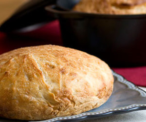 No Knead Bread (faster, easier)