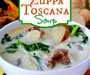 Olive garden zuppa toscana soup for Toscana soup olive garden calories