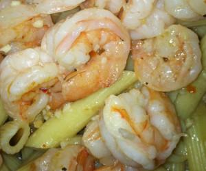 Our Favorite Shrimp Scampi