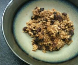 Overnight Crockpot Oatmeal
