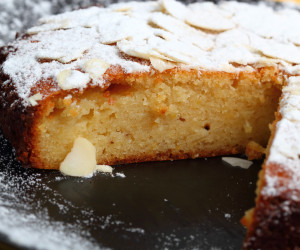 Polish Honey Cake