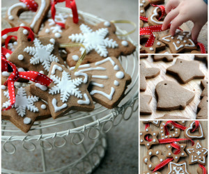 polish spiced christmas cookies pierniczki