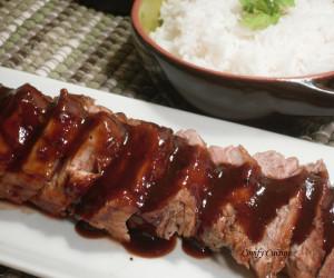 Pork Tenderloin with Marinade