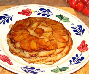 Potato Galette with Sage - BigOven