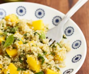 Quinoa & Mango Salad