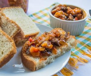recipe: baklazhannaya ikra russian eggplant caviar [17]
