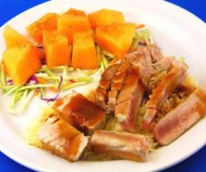 Seared Tuna with Oriental Citrus Sauce Mirabelle Jb