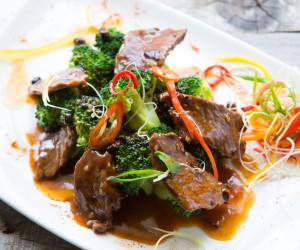 Sheryl's Mongolian Beef