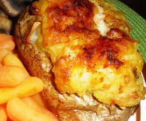Side Dish - Twice Baked Potatoes