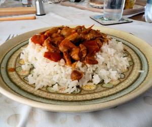 Smokey Chicken & Bean Stew