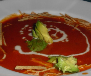 Soup - Chicken Tortilla