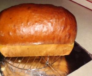 Sourdough Cheesy Bread