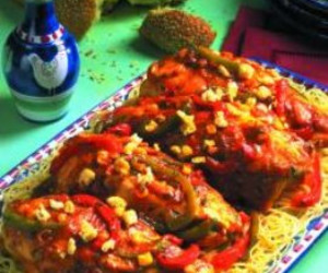 South of the Border Chicken Breasts