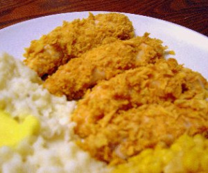 Southern-Style Oven Fried Chicken