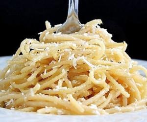 how to make spaghetti factory mizithra