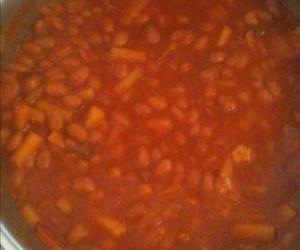 Spanish Beans (Habichuelas Guisadas)