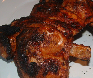Spice Rub for Grilled Chicken