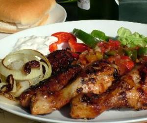 Spiced Chicken Bbq