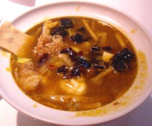 Super Easy Chicken Tortilla Soup