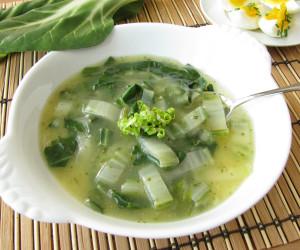 Swiss Chard Soup
