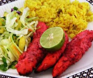 Tandoori Chicken (low fat version)