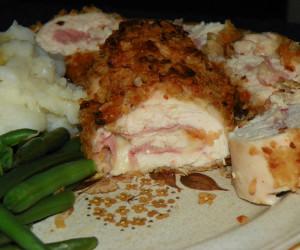 The Best Chicken Cordon Bleu Recipe