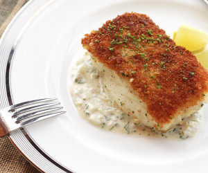 The Easiest Crispy Pan-Seared Fish