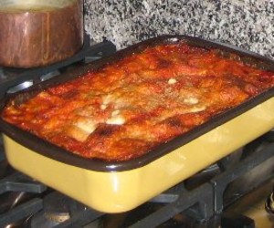 The Worlds Best Lasagna