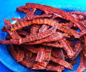 how to make turkey jerky