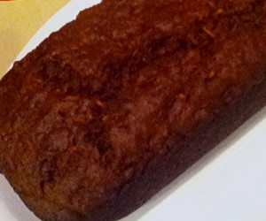 Yellow Squash Gingerbread