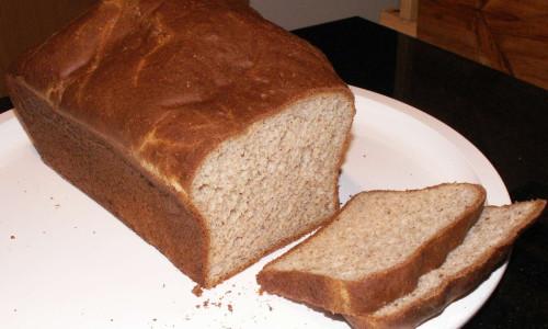 Brown Bread -  Gluten free
