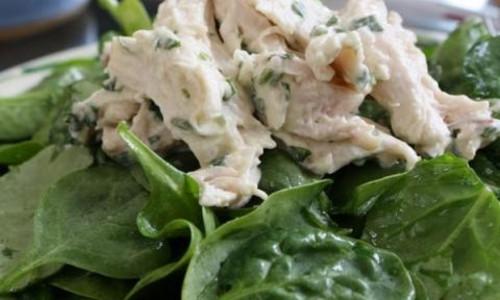 Chicken Tarragon Salad