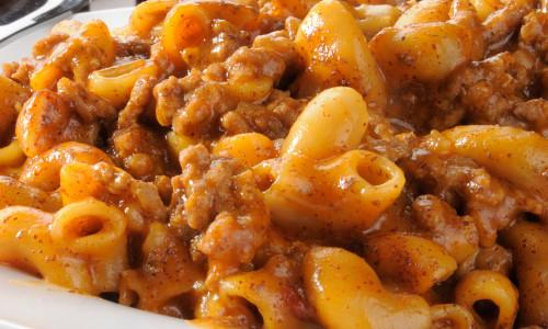 Core Whole Wheat Chili Mac (6 Points)