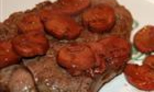 Filet Marsala