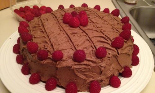 Easy Cake Frosting