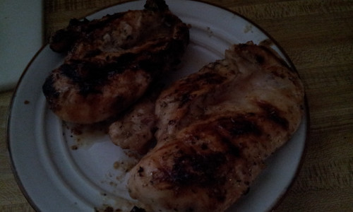 Honey Butter Boneless Chicken Breasts