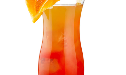 Mexican Sunset - Non-Blender Drink
