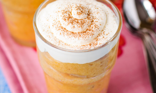 Pumpkin Mousse Recipe