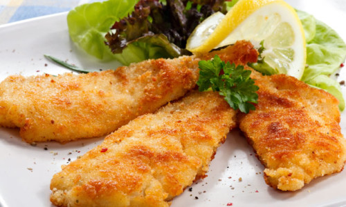 Quick Fish Fillets