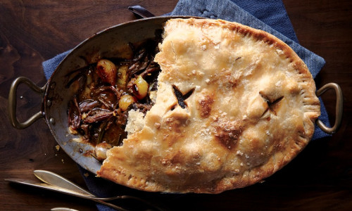 Short Rib Pot Pie