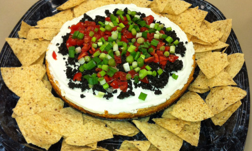 Yummy Mexican Cheesecake Appetizer