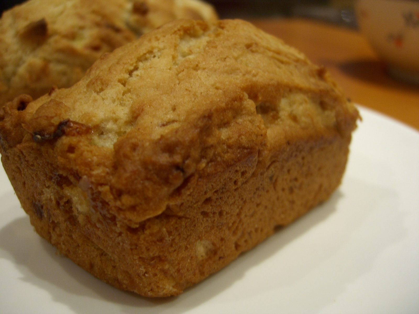 Weight Watchers Healthy Banana Bread recipe - BigOven