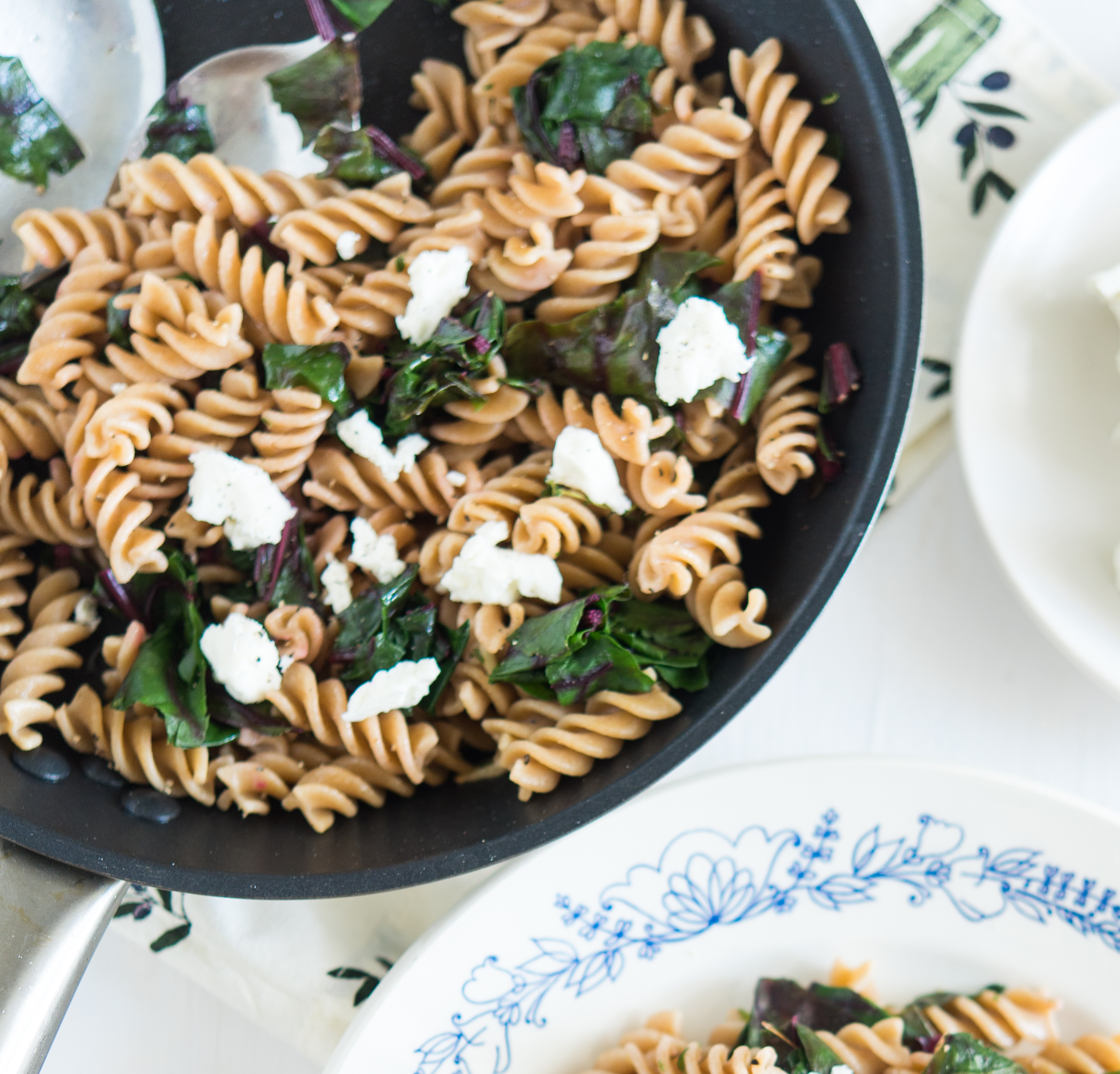 whole wheat pasta salad with walnuts and feta cheese keil s fresh
